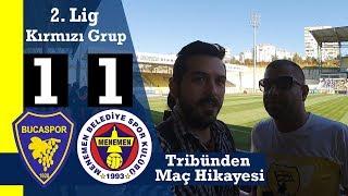 İzmir Derbisinde Bucaspor Menemen Belediyespor'la Berabere Kaldı   Buca Fan Club'tan Alfabe Marşı