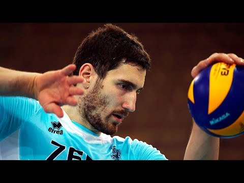 Maxim Mikhaylov | Best Volleyball Actions | 2017 Volleyball Russia Men Cup