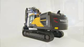 Volvo EC380E EC480E Crawler Excavators promotional video