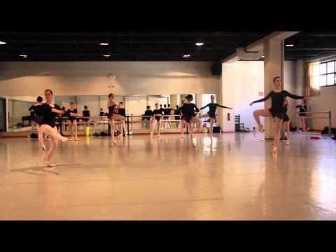 Europe Dance Way Project // El Real Conservatorio Profesional de Danza de Madrid