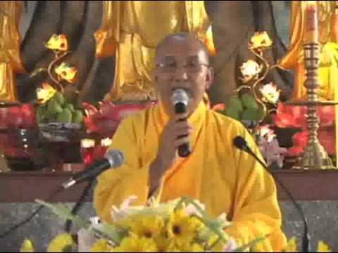Một lòng niệm Phật -TT. Thích Gáic Hóa