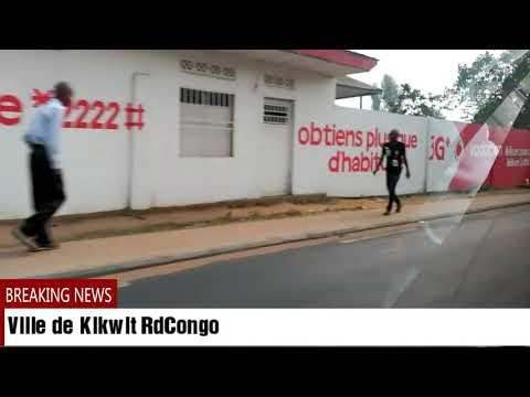 Kikwit en RD Congo