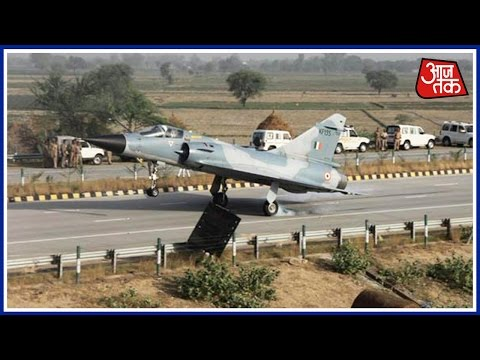 8 IAF Fighter Jets To Land On Unnao's Agra-Lucknow Expressway