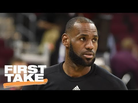 Jalen Rose Doesn't Think LeBron Will Finish Career With Cavaliers | First Take | June 6, 2017