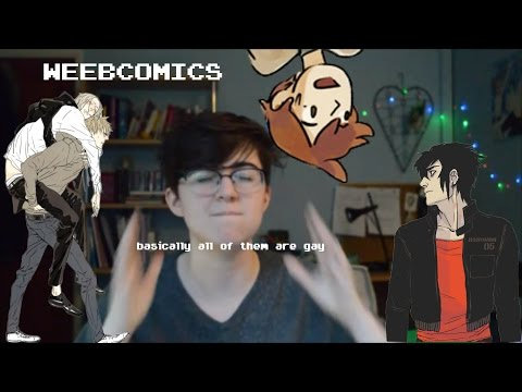 WEBCOMIC RECOMMENDATIONS