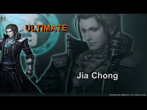 Dynasty Warriors 8 XL - PS4 - Jia Chong Gameplay (Ultimate Difficulty)