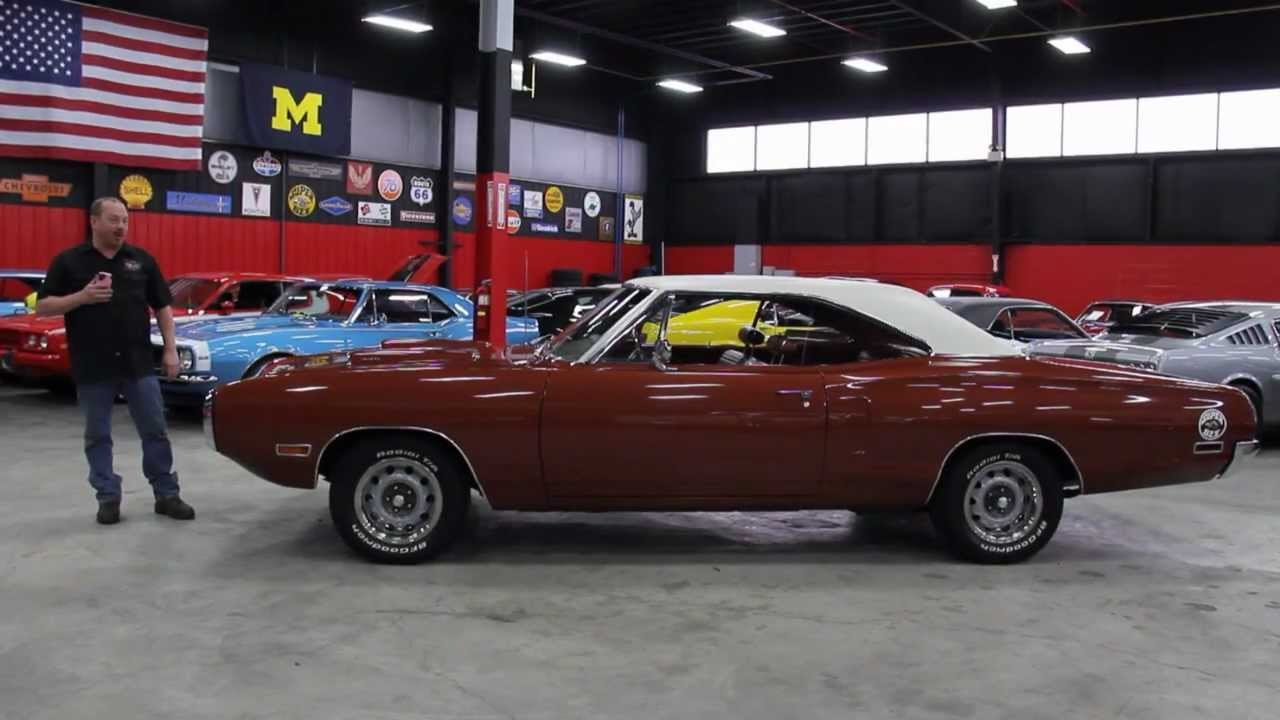 1970 Dodge Super Bee 440 Six Pack Classic Muscle Car for Sale in