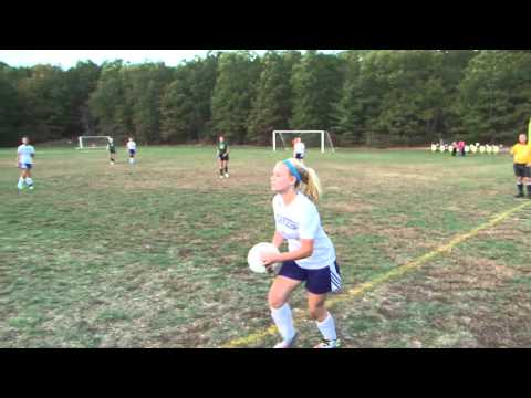 Girls Varsity Soccer - BMR vs. Nipmuc - 10/20/15