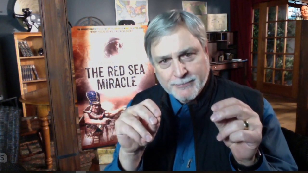 The Red Sea Miracle Tim Mahoney On Life Today Live Youtube