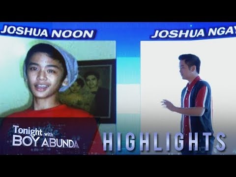 TWBA: Joshua Garcia compares his...