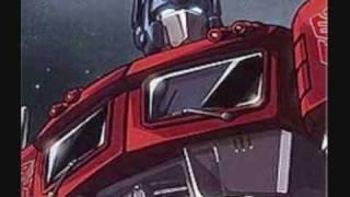 Cookie Monsta - Optimus Prime
