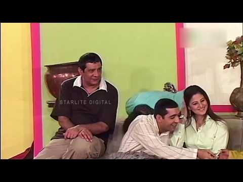 Best Of Zafri Khan and Afreen New Pakistani Stage Drama Full Comedy Funny Clip