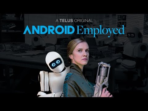 Android Employed - The Second Unit Team (A comedy web series with robots!)
