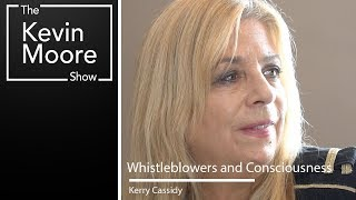 Kevin Moore Interviews PROJECT CAMELOT Kerry Cassidy From Whistle blower's To Consciousness