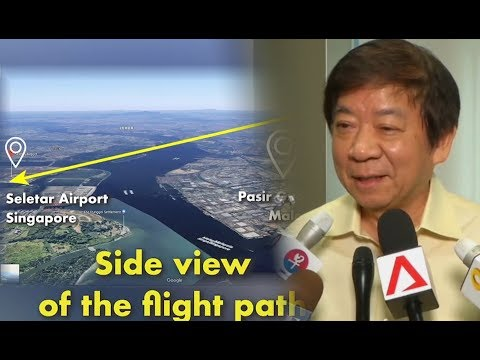 Singapore says ILS info video is 'good' but dismisses risk poser to Malaysia