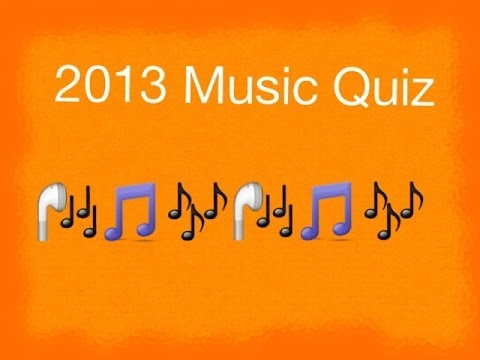 Guess The Song 2013
