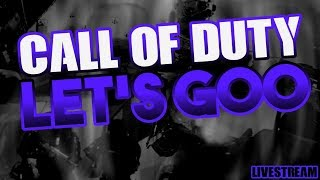 Call of Duty Black ops 4 Multiplayer, Lets goo! (Livestream)