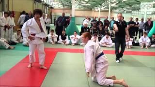 Ambroise, Judoka de 14 ans, s