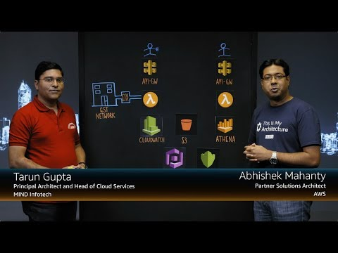 MIND Infotech: Building a Cost-Effective Serverless Fintech Application