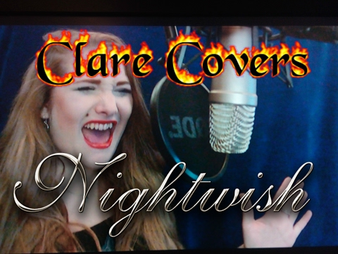 🌛Nightwish🌜Escapist cover by Clare