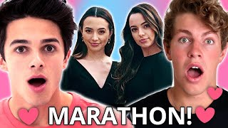 Ultimate DATING Mashup - Brent Rivera, Merrell Twins, Lexi Rivera & Ben Azelart & MORE!