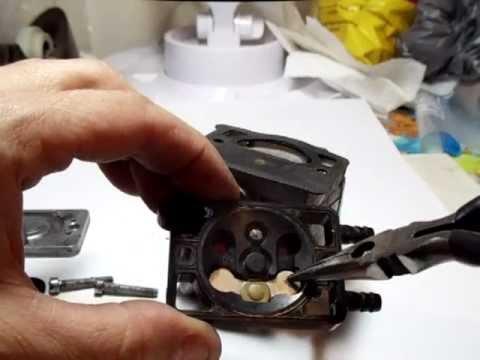 fix repair fuel pump on carburetor on a sears tractor gt 18 or rh youtube com Onan Fuel Pump Onan Fuel Pump