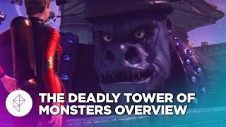 The Deadly Tower of Monsters - Gameplay Overview