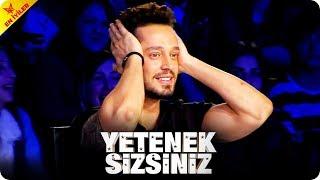 Arabesk Değil Asabi Rap Performansı  Yetenek Sizsiniz Türkiye