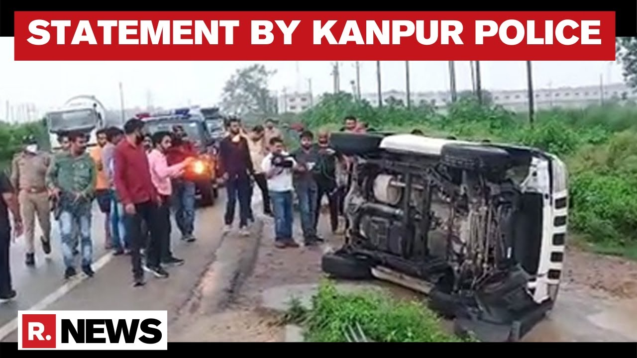 Download Vikas Dubey Killed: Kanpur Police issues statement over encounter