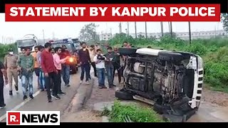 Vikas Dubey Killed: Kanpur Police issues statement over encounter