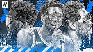 When Joel Embiid Put His MASK ON! BEST Career Highlights & Plays by MASKED JoJo!