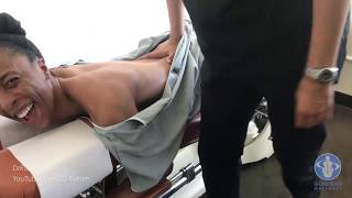 Professional Volleyball Player Loses Power in Her Left Calf  - FIXED - Dr. Rahim