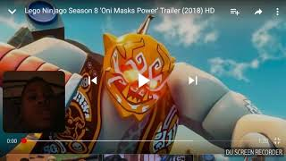 Lego ninjago season 8 power of oni masks 2018 trailer