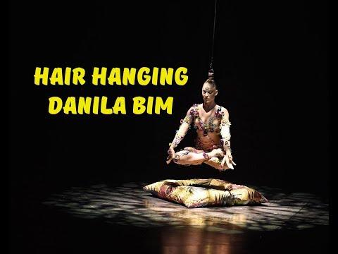 Hair Hanging | Danila Bim | Cirque du Soleil