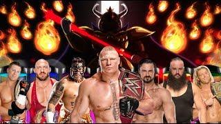 """Final Boss"" (3000 Subscriber Special!) - WWE MegaMix - TheABX1"