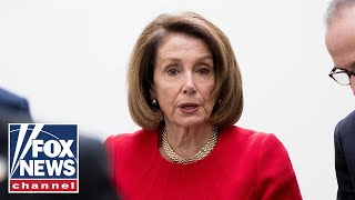 GOP reps call for Pelosi to be fined for bypassing metal detector