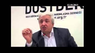 Prof.Dr.Mehmet OKUYAN Fatır Sûresi 4-8
