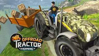 Offroad Tractor Farming Simulator 2018 Gameplay HD