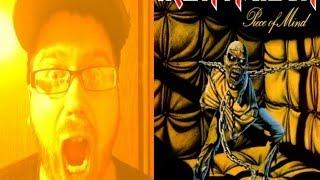Iron Maiden-Piece Of Mind-Album Review