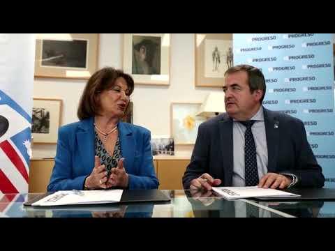 El Progreso y el CD Lugo renuevan su convenio de colaboración