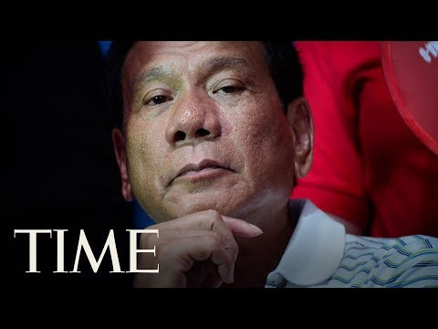 President Rodrigo Duterte Of The Philippines Year 1: Taking Down Drugs, Crime & Corruption | TIME