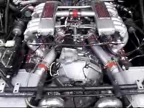 Brembo Brake Kit >> Norwood Twin Turbo Ferrari Testarossa TR - YouTube