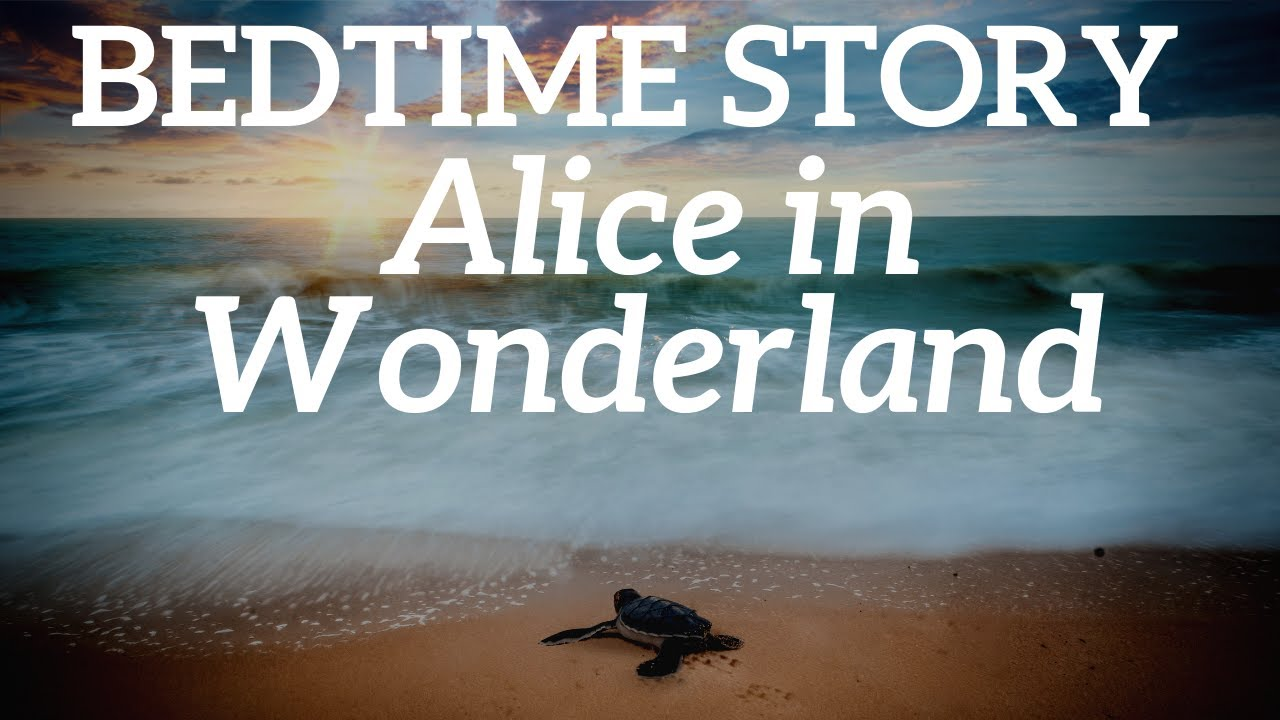 Bedtime Stories for Grown Ups | Alice in Wonderland ❤️ Alice Meets the Mock Turtle 🐢 Chapter 9