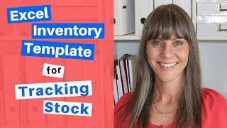 Excel Inventory Template For Tracking Stock