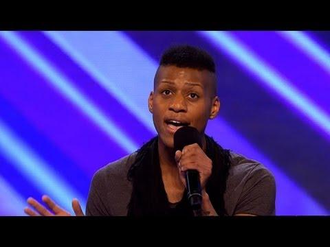 Lascel Woods' Audition - The X Factor 2011 - Itv.com/xfactor