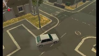 PARKING FURY 3D CAR PARKING GAME LEVEL 1-3