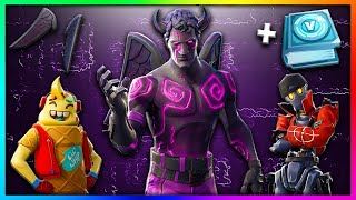 "LEAKED ""Fallen Love Ranger, Lil Whip - Révolte!"" NOUVEAU Skins in Fortnite: Battle Royale SEASON 7!"