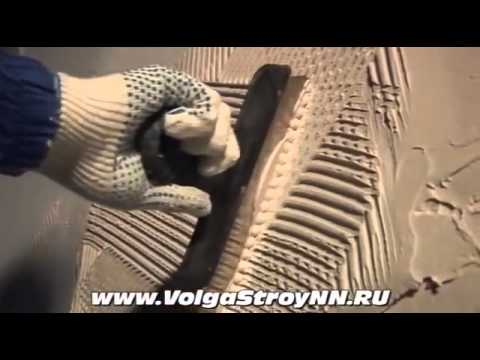 Штукатурка стен своими руками, выравнивание стены