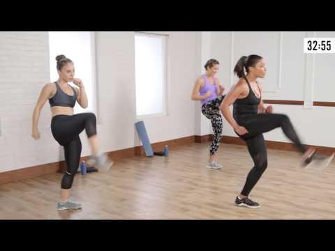 Упражнения для похудения живота. - YouTube