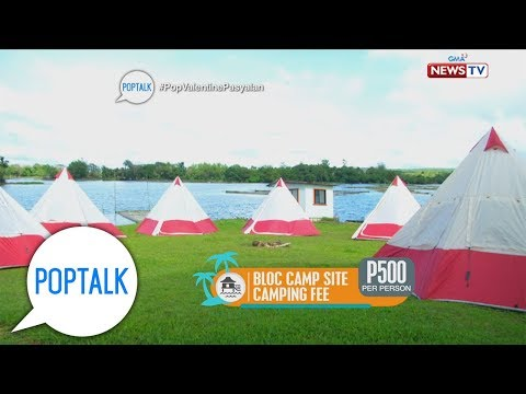 PopTalk: Revolutionized vacation in Glamping X Bloc